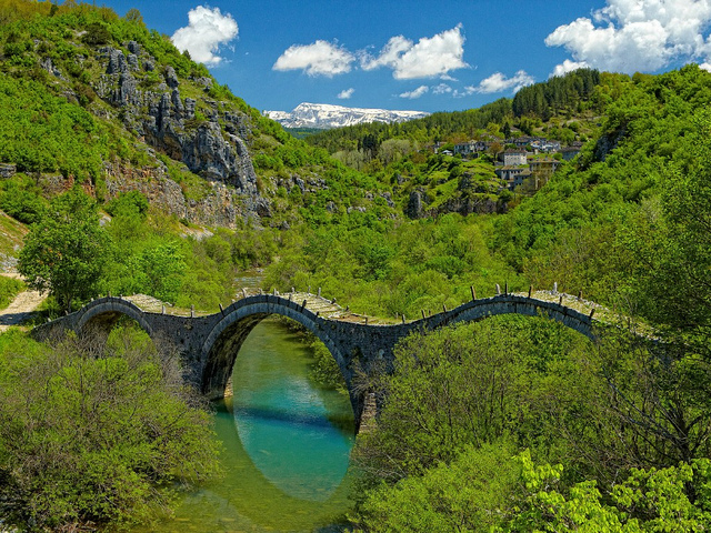 zagoria bridge