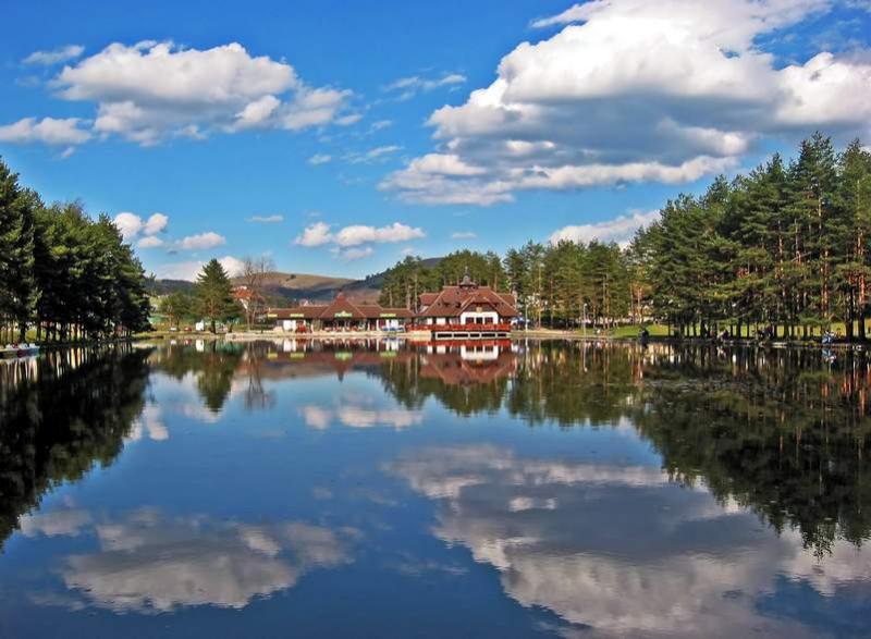 zlatibur-lake